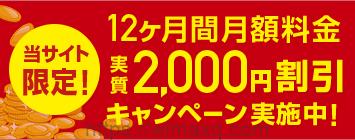 ソフトバンク光 STORY 2000円割引