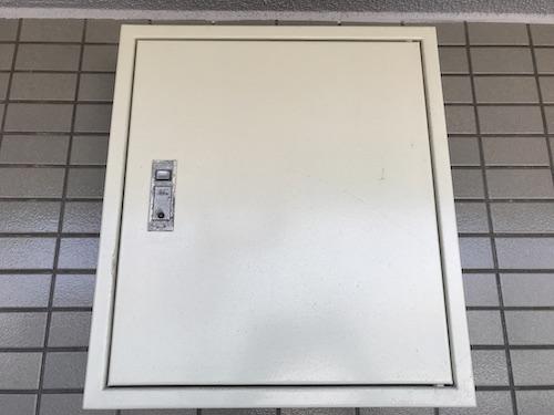 光回線 MDF box
