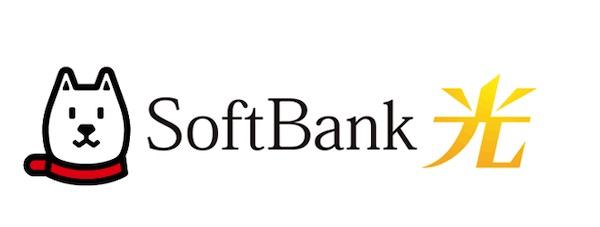 ソフトバンク光 ロゴ