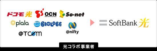 ソフトバンク光 事業者変更