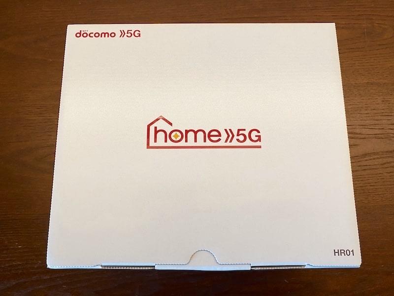 home5G 本体 箱